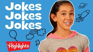 KIDS JOKES and so much more!  | Highlights Kids | Kids Videos