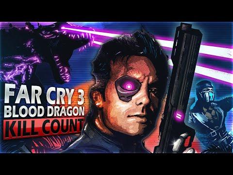 Far Cry 3: Blood Dragon (2013) Kill Count  