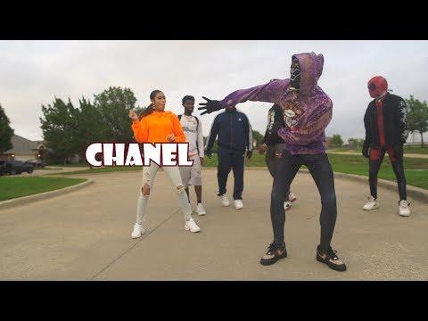 Клип CHANEL - Dance