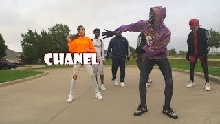 Young Thug - Chanel  (ft. Gunna & Lil Baby) (Dance Video) Shot by @Jmoney1041