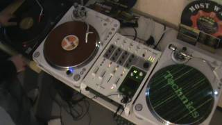 "Dj120 Vol.2 - ""LIVE IN US"" (sesion makina) - mix makina happy hardcore"