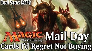 Cards I'd Regret Not Buying If They Spiked (Oathbreaker & Commander) ► Magic the Gathering Mail Day