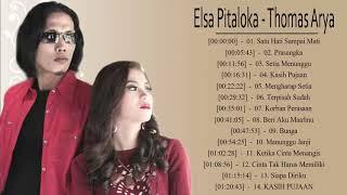 Thomas Arya & Elsa Pitaloka   Full Album    Lagu Lama Malaysia    Lagu Lawas Malaysia Terpopuler