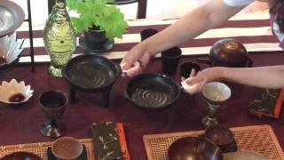 第12回 稲見和子テーブルコーディネート講座 テーブルコーディネート 検索動画 10