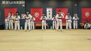 Group Long Ying Taekwondo Amazing 👍💪💕