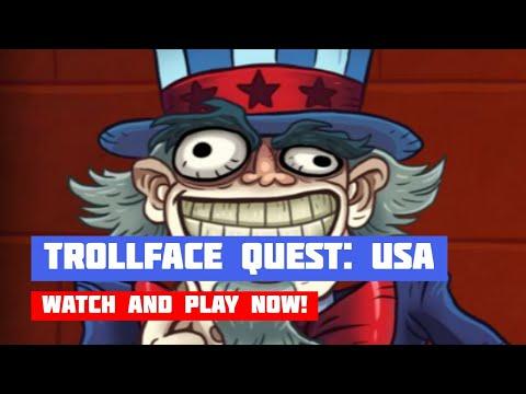 Trollface Quest: USA Adventure · Game · Walkthrough