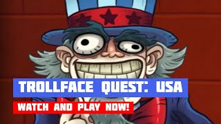 Trollface Quest: USA Adventure · Game · Walkthrough