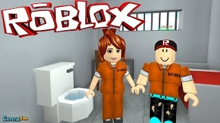 WE GOT OUT OF JAIL? PRISION LIFE ROBLOX ? CRYSTALSIMS