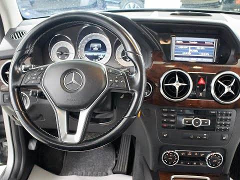 MERCEDES-BENZ GLK-KLASSE 300 4MATIC 3,5АТ 4WD 2012г.