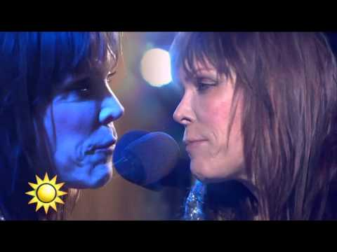 Beth Hart - Better Than Home live on TV4 Nyhetsmorgon Sweden (2015)