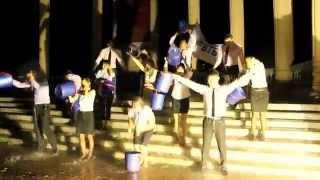 Ice bucket challenge (ДО АО Банк ВТБ (Казахстан) Усть-Каменогорск)