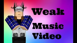 Weak-AJR Roblox Music Video{Read Desc}