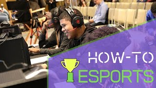 How to Stream an Esports Tournament   &Giveaway