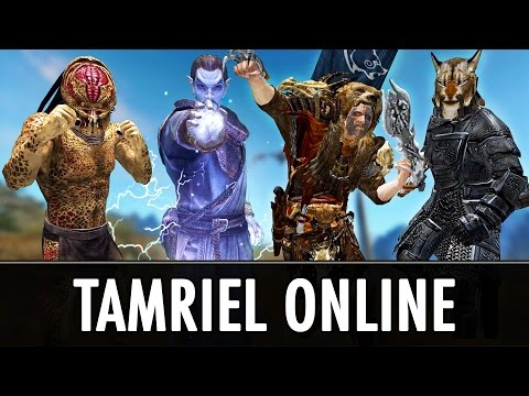 Tamriel Online (A Co-op mod for Skyrim) receives a new update allowing questing, fixing a number of bugs and support for other mods