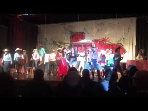 lets hear it for the boy- footloose Frankford middle school