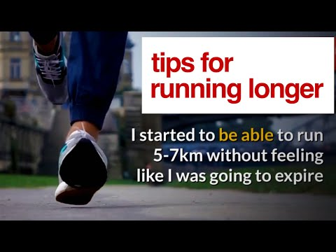 Tips For Long Distance Running - Especially For BEGINNERS
