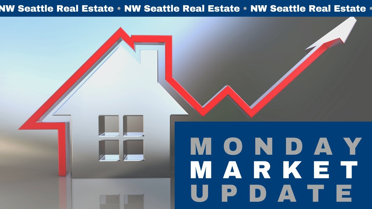 Monday NW Seattle Real Estate Market Update | April 5th, 2021