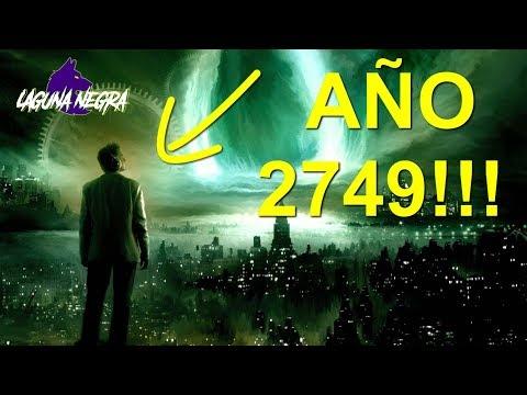 EL HOMBRE QUE VIAJÓ AL AÑO 2749 NOS CUENTA SU EXPERIENCIA