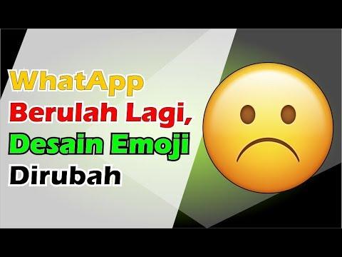 Nyobain Fitur Baru WhatsApp, Emoji (Emoticon) Baru WhatsApp   TimBeta   #2