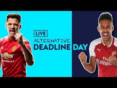 LIVE! Deadline Day Transfer News & Rumours | Latest on Mahrez, Moura, Slimani, Ndiaye and more!