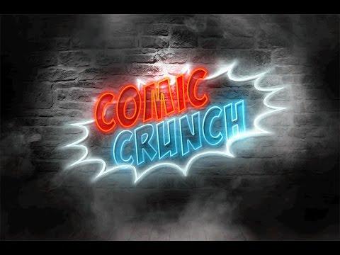 Comic Crunch SE1E02: ComicCon NYCC, The Flash, Arrow,+ More