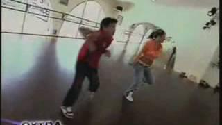 Тайлер Лоутнер отличный танцор
