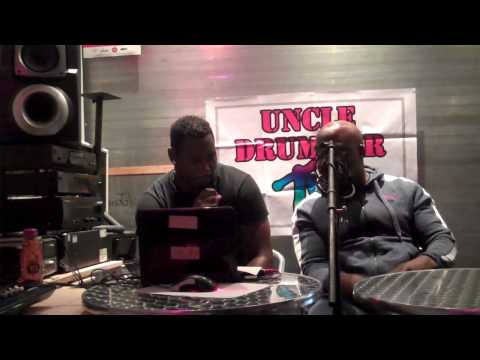 TONY POWELL, EXCLUSIVE INTERVIEW WITH UNCLE DRUMMER, REAL DEEP ONE PEEPZ 2015.