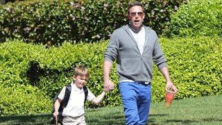 Will Ben Affleck Spend Easter Sunday With Ex-Wife Jennifer Garner?