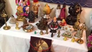 Srirangam Radhu-Navarathre Golu 2014
