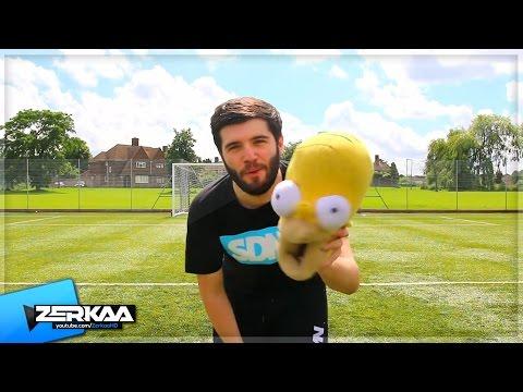 BEST ZERKAA FOOTBALL MOMENTS!