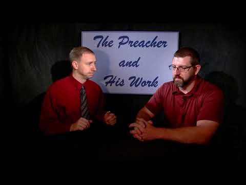 Preacher and His Work - PTP Edition - Aaron Cozort