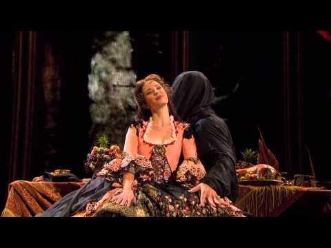 Sierra Boggess and Ramin Karimloo  The Point of No Return  Phantom 25th Royal Albert Hall