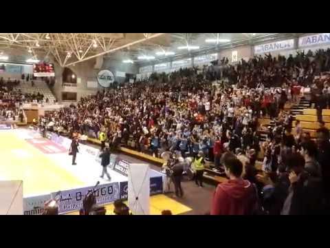 El Pazo celebra la importante victoria del Breo ante el Melilla