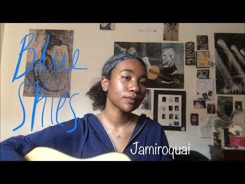 Blue Skies by Jamiroquai cover