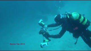 видео Гигантская статуя на дне океана