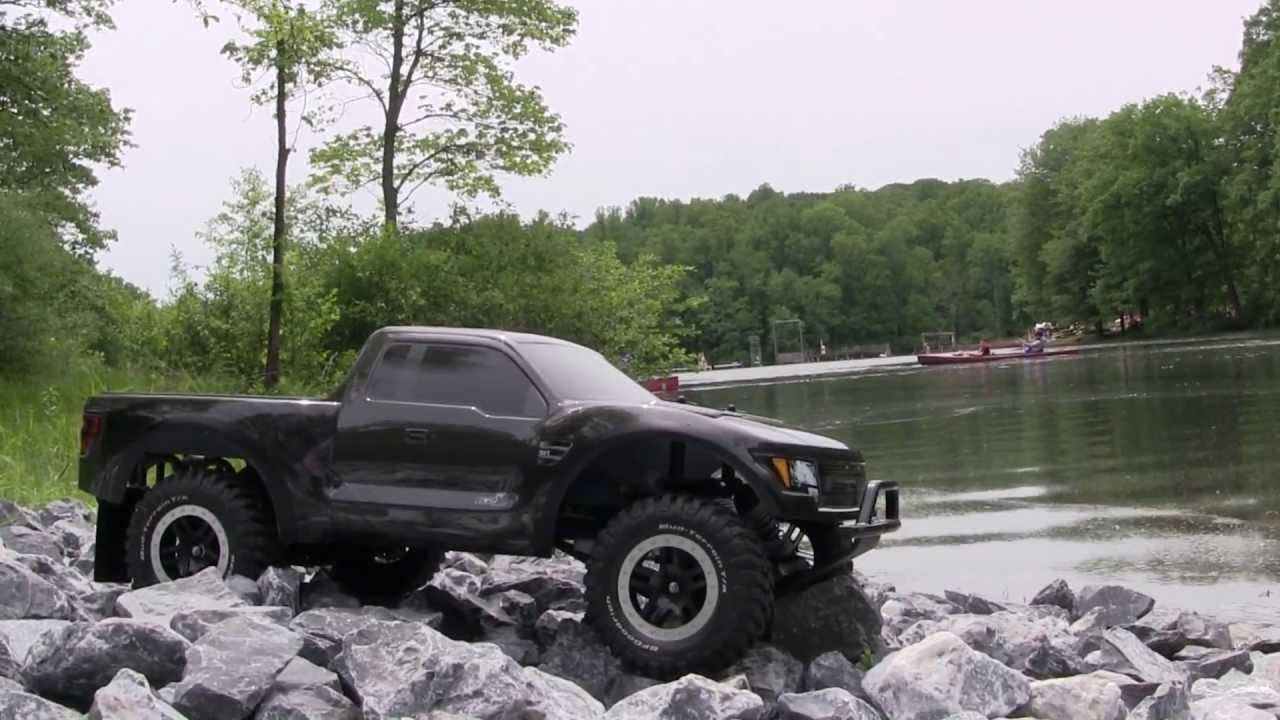 Taking The Traxxas Slash 2wd Ford Raptor For A Hike Part 2