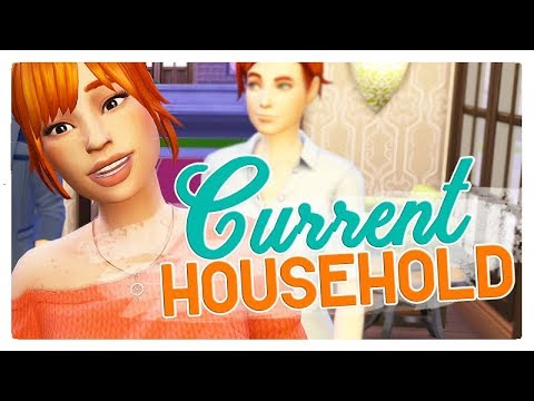 The Sims 4 | Current Household — Un topolino di campagna! [Gameplay ITA]