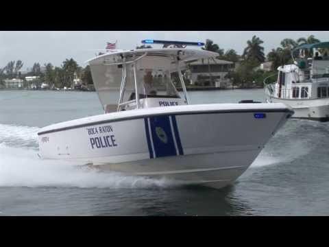 Boca Raton Police Marine Unit