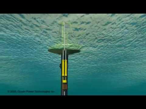 Ocean Power Technologies PB150 PowerBuoy
