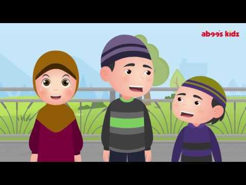 5 WAKTU SOLAT | KIDS SONG | ISLAMIC SONG | LAGU KANAK-KANAK | Abee's Kidz
