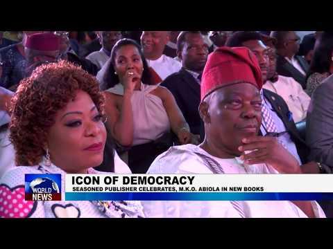 Dele Momodu publishes three books, Reuben Abati, Otedola, among dignitaries