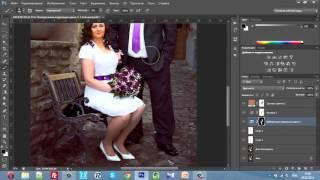 Как быстро и качественно обрабатывать свадебные фотографии 7