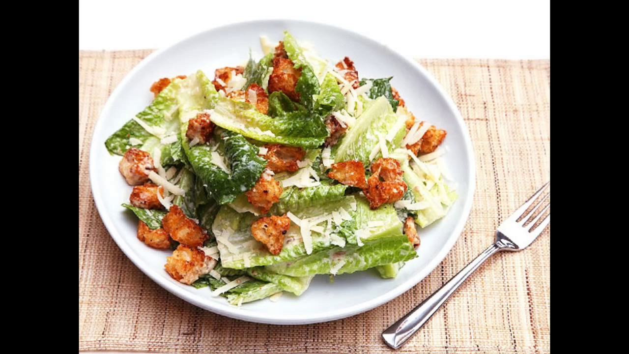 Caesar salad youtube for Aurora italian cuisine