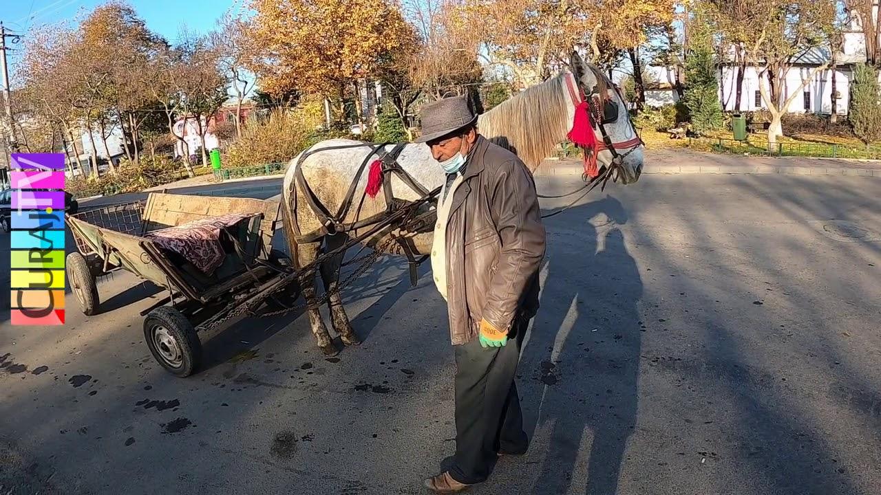 La Bolintin au pistă ciclistică cu obstacole - Curaj.TV