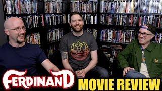 Ferdinand - Movie Review