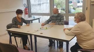 L'espace senior s'adapte aux contraintes sanitaires. (3)