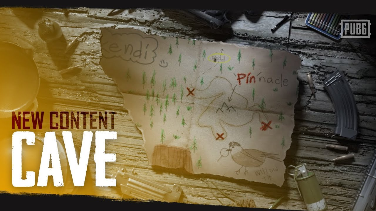 Hidden Cave In Pubg Loot Locations In Vikendi Revealed Times Of India