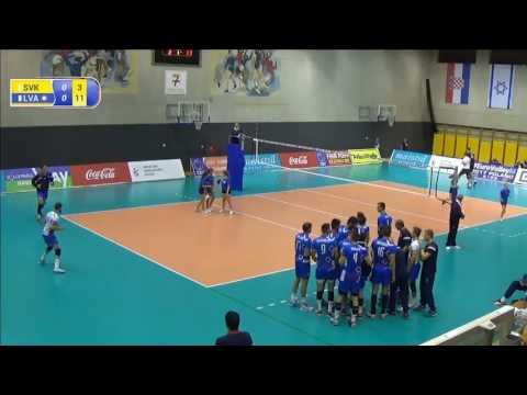 Latvia - Slovakia 3-1