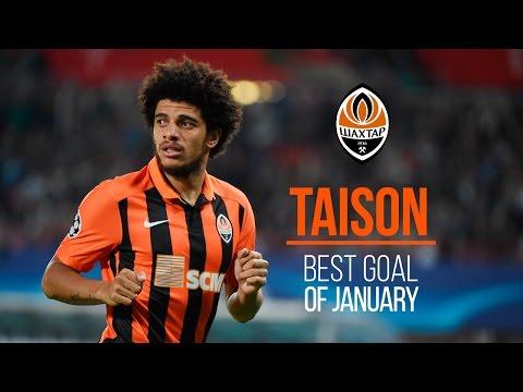 Shakhtar's best goal in January 2016 (Taison vs Corinthians)
