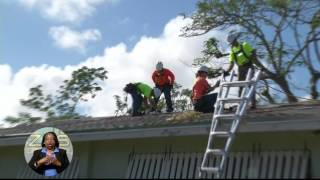 HURRICANE VICTIMS GETS ASSISTANCE FROM FLORIDA